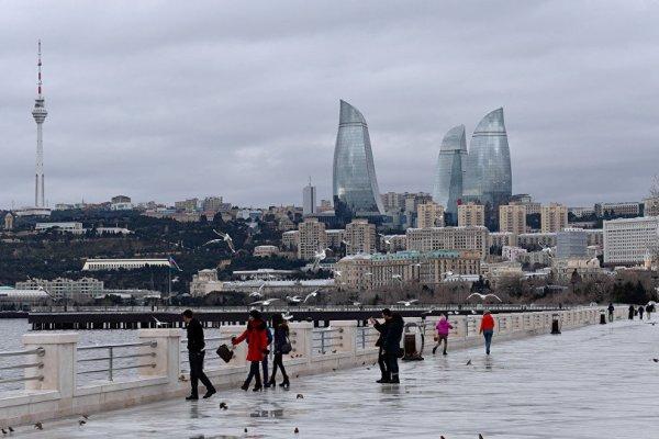 Снег в Баку: Когда за последние 20 лет выпал самый ранний первый снег в столице?