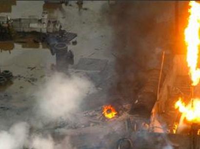 МЧС Азербайджана: В Торговом центре «Бина» сгорели 45 магазинов