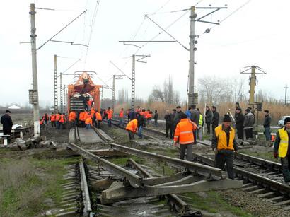 Железная дорога Баку-Тбилиси-Карс заработает в середине 2015 года