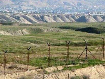 На азербайджано-иранской границе произошел вооруженный инцидент, погиб майо ...