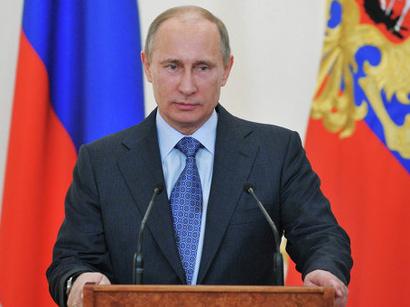 9 мая – славная дата общей истории России и Азербайджана - Владимир Путин