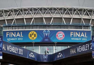 Сегодня состоится финал Лиги чемпионов