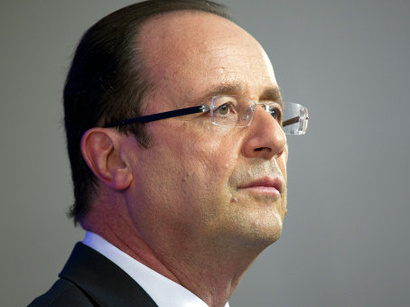 Президент Франции посетит Азербайджан 11-12 мая