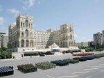 Идет подготовка к военному параду Вооруженных сил Азербайджана
