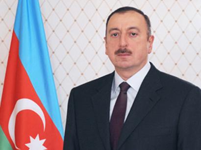 Правящая партия Азербайджана выдвинула кандидатуру Ильхама Алиева в президенты страны