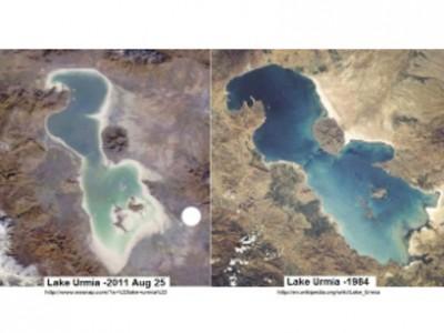 Японские специалисты заявили о готовности спасти озеро Урмия