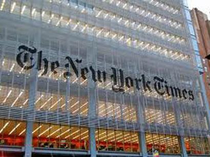 «The New York Times»: Азербайджан объясняет военную активность своим правом ...