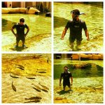 Певец Заамик отдыхает фэшнебльном отеле в Турции