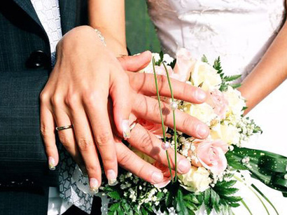 В Азербайджане наблюдается рост числа брачных контрактов