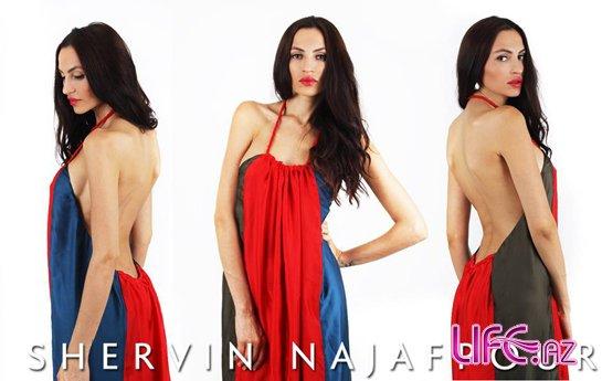 Азербайджанская модель оказала поддержку модельеру в Турции [Фото]