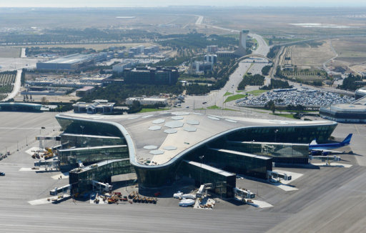 Число городов, имеющих воздушное сообщение с Азербайджаном, будет доведено до 100