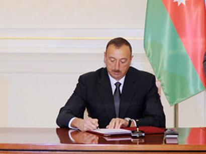 Президент Азербайджана утвердил новый состав Кабинета министров [Список]