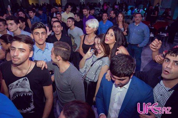 Концерт Serebro в Баку [Фото]