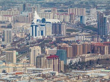Цены на рынке недвижимости Баку в манатах выросли почти на 10%