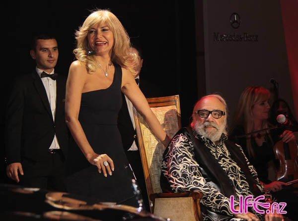 Всемирно известный певец выступил в Баку