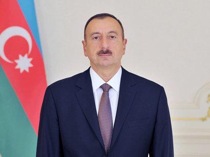 Сегодня день рождения Президента Азербайджана