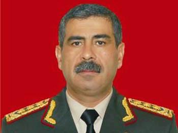 Министр обороны Азербайджана Закир Гасанов отбывает с официальным визитом в ...