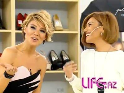Ройа стала гостьей  ток-шоу турецкой звезды Гюльбен Эрген