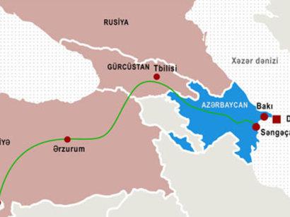 На мировые рынки экспортировано 460 млн. тонн азербайджанской нефти
