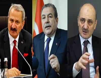 В Турции арестованы сыновья 3 министров по обвинению во взяточничестве и ко ...