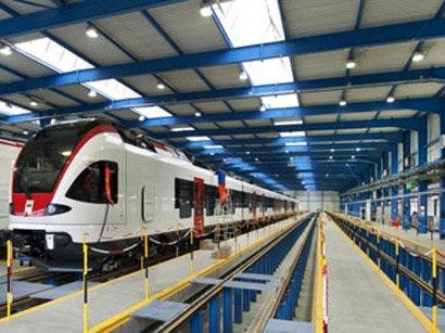 Азербайджан закупит в Швейцарии новые вагоны для железной дороги Баку-Тбили ...