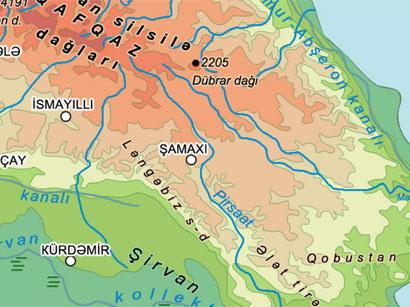 Селение Муганлы в Шамахинском районе Азербайджана непригодно для проживания ...