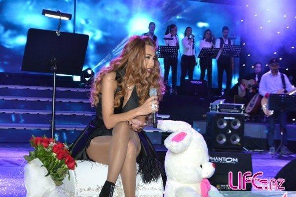 Ройа даст концерт в Кремле