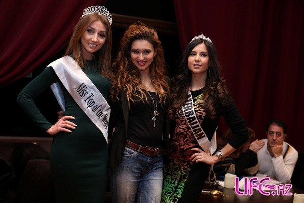 Девушки прошедшие первый кастинг конкурса «Miss Azerbaijan 2014»