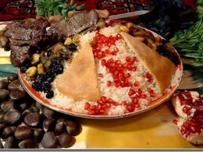 Плов по азербайджански рецепт с фото