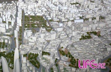В Баку снесут сотни высоток