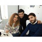 Севда Яхъяева и Эльчин Джафаров презентовали новую песню