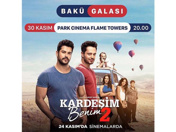 Бурак Озчивит в скором времени прибудет в Баку на гала-вечер нового фильма