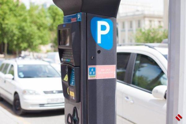 В Баку можно будет забронировать место на парковке