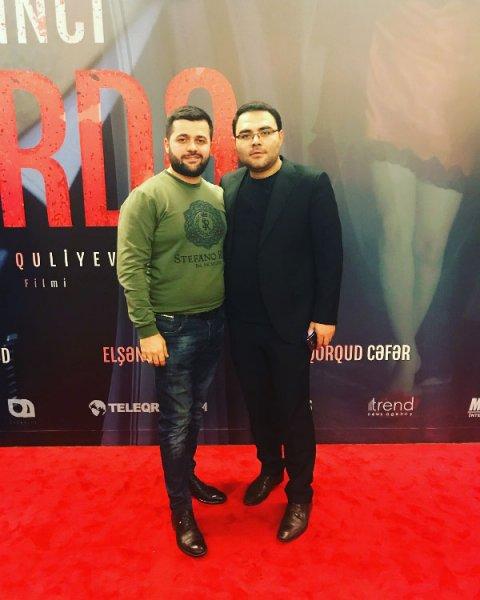 Состоялся гала-вечер фильма «İkinci Pərdə»