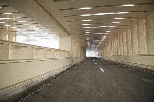 Завершена разработка проекта нового автомобильного тоннеля на трассе Баку-Сумгайыт